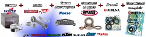 SITOMOTO.IT - KIT REVISIONE MOTORE 4T 250/450