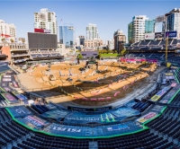 SUPERCROSS LIVE - ROUND #2 SAN DIEGO
