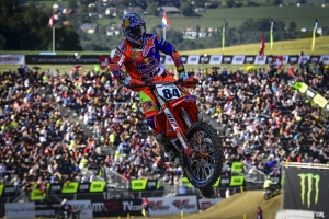 MXGP ROUND #15 IN SVIZZERA HERLINGS E PATUREL